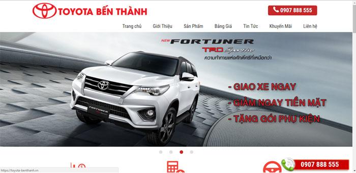 Top 5 trang web mua bán ôtô uy tín nhất Việt Nam năm 2018 - 3