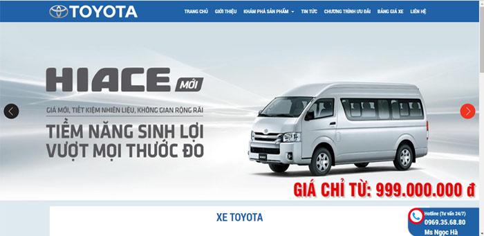 Top 5 trang web mua bán ôtô uy tín nhất Việt Nam năm 2018 - 4